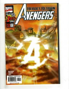 19 Avengers Marvel Comics 1(3) 2(4) 3(2) 4(2) 5 6 7 8 9 10 11 12 Iron Man RB10