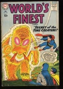 World's Finest Comics #107 VG 4.0