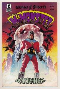 Mr. Monster (1988 Dark Horse) #1 VF