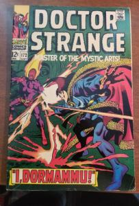 Doctor Strange Master of the Mystic Arts #172
