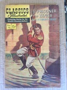 Classics Illustrated #76 (1950)