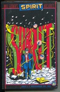 Spirit Archives-Vol. 23-Bill Eisner-Sealed-Hardcover