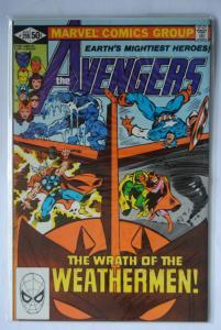 The Avengers, 210