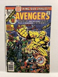 Avengers Annual #6