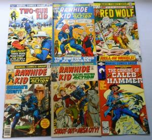 Bronze Age Marvel Western Comics Lot 35 Different Average 4.0/VG