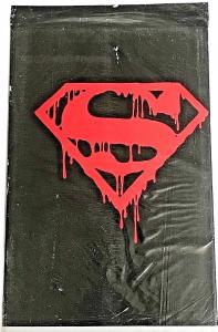 SUPERMAN#75 VF/NM 1992 SEALED BLACK BAG DEATH OF, DC COMICS