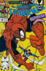 Amazing Spider-Man, The #345 VF/NM; Marvel | save on shipping - details inside