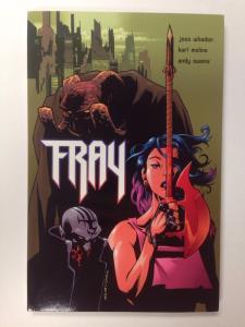 Fray Tpb Near Mint Joss Whedon Karl Moline Andy Owens 1st Print