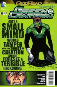 Green Lantern (5th Series) #35 VF/NM; DC | save on shipping - details inside
