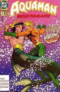 Aquaman (1991 series) #4, NM (Stock photo)