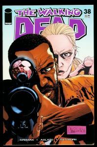 The Walking Dead #38 2007- Zombies-AMC TV Show- Kirman-Adlard- NM-