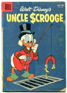 UNCLE SCROOGE #26-COIN MAGNET-CARL BARKS VG