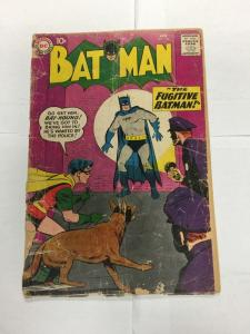 Batman 123 No Back Cover 3 Extra Staples Otherwise Complete