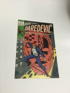 Daredevil 51 Vf+ Very Fine+ 8.5 Marvel Comics Silver Age