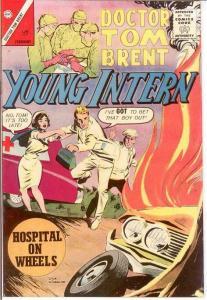 DOCTOR TOM BRENT YOUNG INTERN (1963 UK CHARLTON) 1 VFNM COMICS BOOK