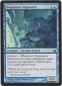 Magic the Gathering: Born of the Gods: Deepwater Hypnotist
