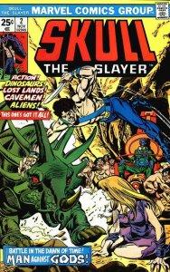 Skull: The Slayer #2, VF- (Stock photo)
