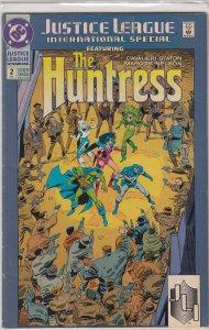 Justice League International Special #2 (1991)