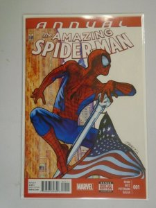 Amazing Spider-Man Annual #1 6.0 FN (2015 3rd Series)