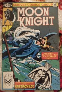 Moon Knight #10 FN Direct Edition