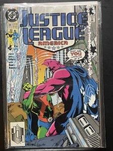 Justice League America #39 (1990)