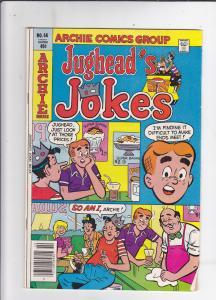 Jughead's Jokes #66