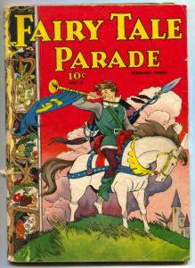 Fairy Tale Parade #5 1943- Walt Kelly- Dell Golden Age G