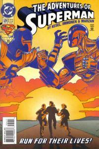 Adventures of Superman (1987 series) #524, NM (Stock photo)