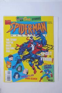 Spider-Man Magazine Spring 1995