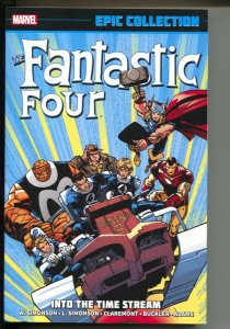 Fantastic Four: Into The Time Stream-W. Simpson-Vol 20-2014-PB-VG/FN