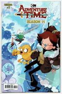 Adventure Time Comics #2 Cvr A (Kaboom, 2018) NM