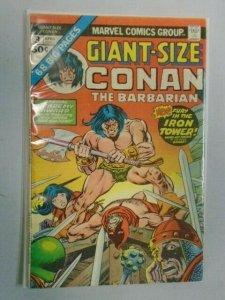 Giant-Size Conan the Barbarian #3 4.0 VG (1975)