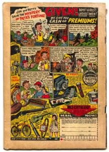 War Adventures #4 1952- Atlas Korean War comic- G