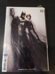 BATMAN #49 (2018) ARTGERM VARIANT COVER, KING, JANIN, CATWOMAN, DC, NM