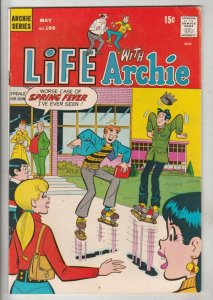 Life with Archie #109 (May-71) VF High-Grade Archie, Jughead, Betty, Veronica...