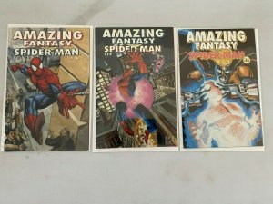 Amazing Fantasy set #16-18 NM (1995)