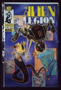 Alien Legion #5 (1984)