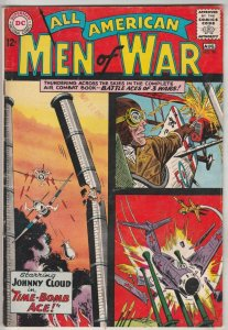 All-American Men of War #98 (Aug-63) VF/NM High-Grade Johnny Cloud