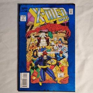 X-Men 2099 1 Fine- Cover by Adam Kubert