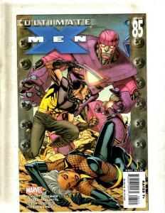 Lot of 9 Ultimate X-Men Marvel Comic Books #85 86 87 88 89 90 91 92 93 EK5