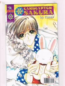 Cardcaptor Sakura By Clamp # 18 Tokyopop Manga Comics Awesome Issue WOW!!!!! SW7