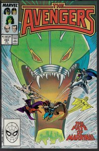 Avengers #293 (Marvel, 1986) NM