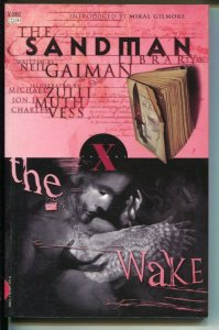 Sandman: The Wake-Neil Gaiman-Vol 10-1997-PB-VG/FN