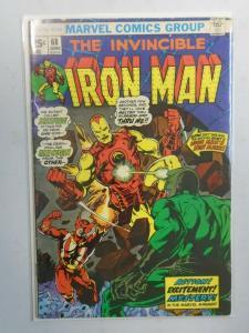 Iron Man #68 (1974 1st Series) 5.0/VG/FN