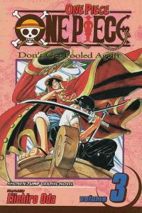 One Piece #3 FN; Viz | save on shipping - details inside