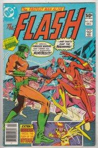 Flash, The #292 (Dec-80) FN/VF Mid-High-Grade Flash