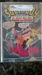 Superboy #132 (Sept 1966, DC) GD-