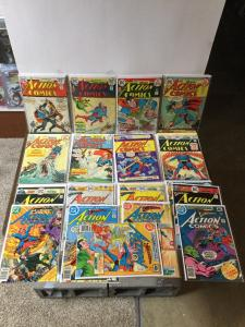 Action Comics 405 407-410 416 420 423 425 428-432 435 438 439 447 449 + More A7