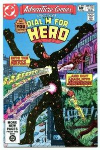 Adventure Comics 490 Feb 1982 NM- (9.2)
