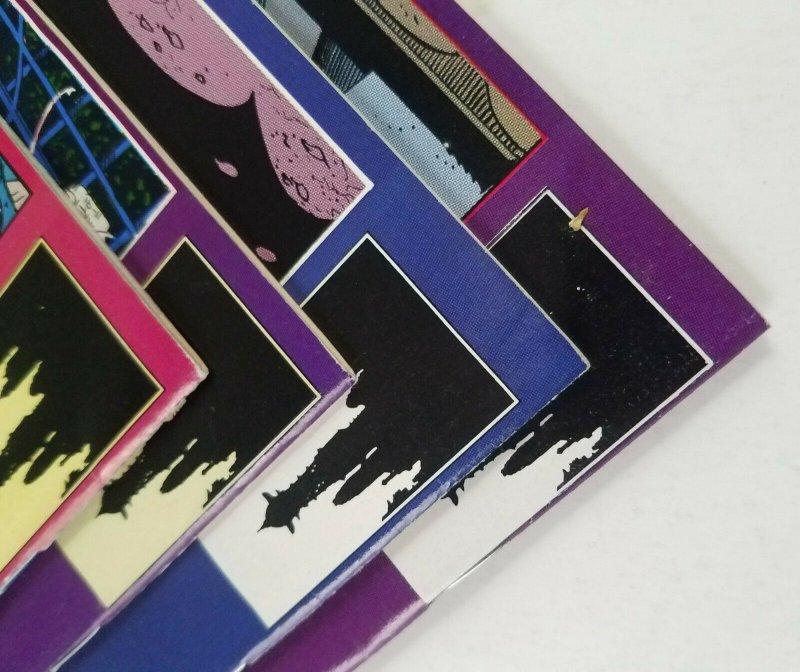 ? Batman Gotham Nights 1992 Limited Mini-Series Compete Run 1-4 DC Modern Comic